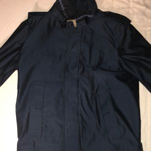 Burberry Whittingham Button Up Jacket